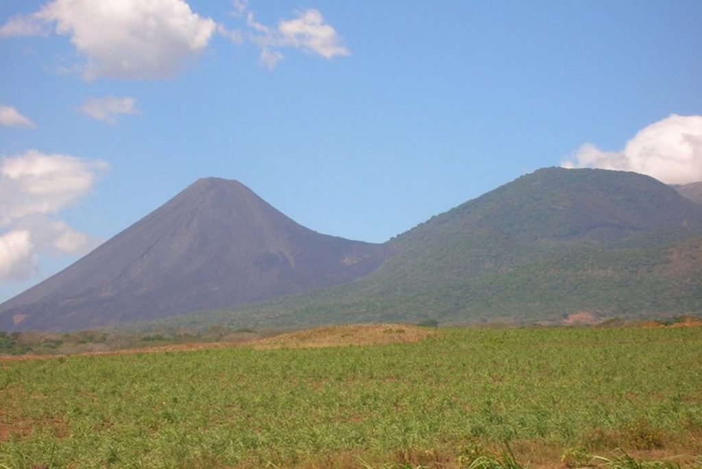Shore Excursion from Acajutla Cerro Verde National Park and Izalco
