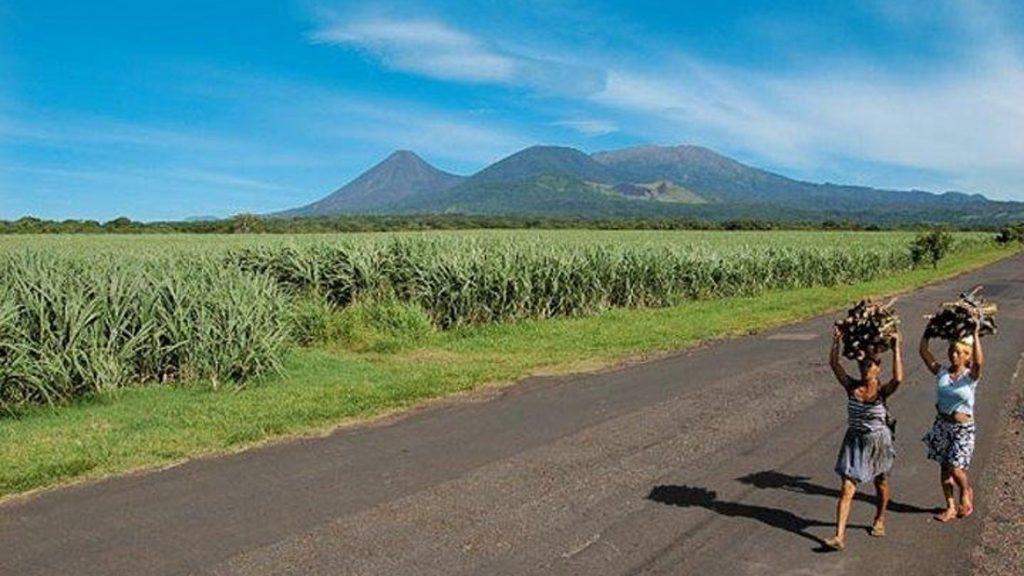 top 10 volcanos of El Salvador