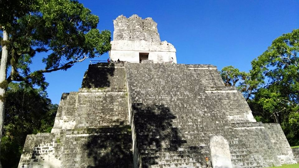 Tour to Tikal from Guatemala